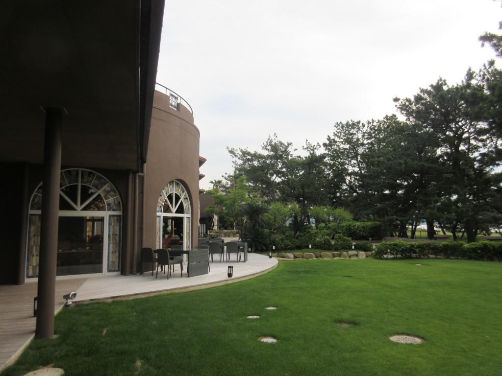 あわじ浜離宮の庭園