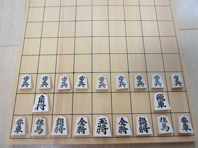 天童市の返礼品の将棋セット