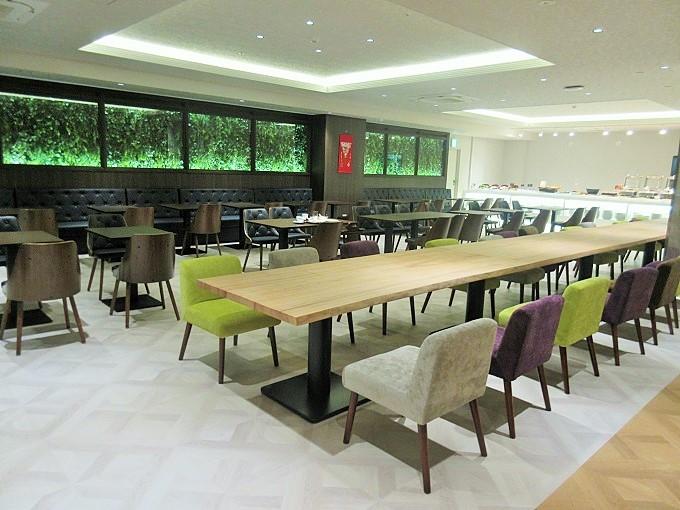 ホテルアベストグランデ岡山のレストラン