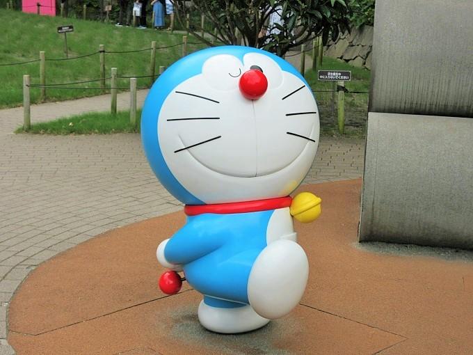 藤子・F・不二雄ミュージアムのドラえもん